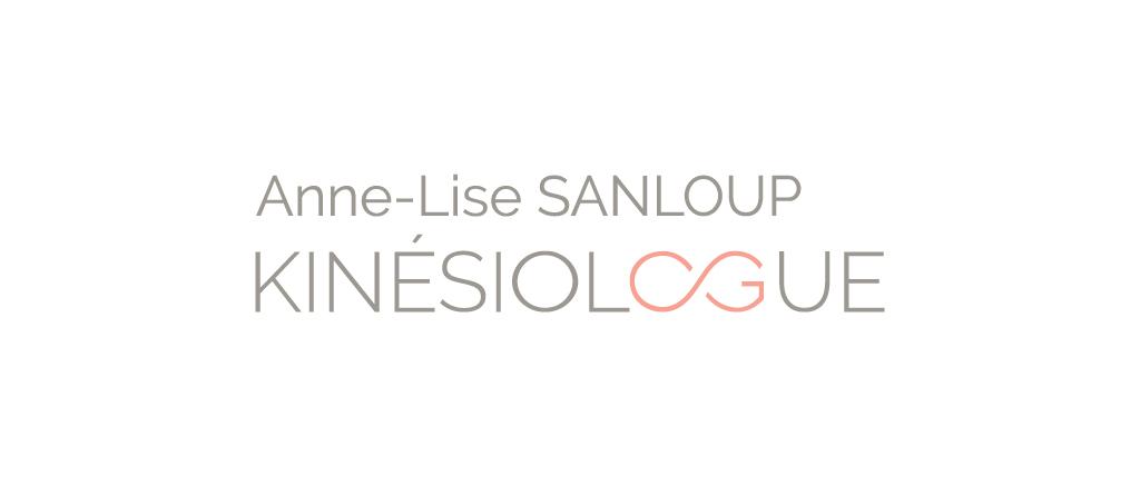 Anne-Lise SANLOUP, kinésiologue - Aperçu de la signature finale