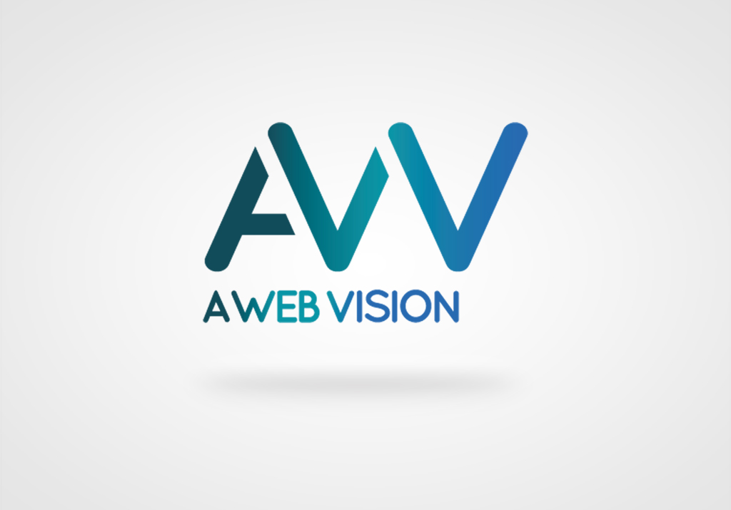 A Web Vision, logo