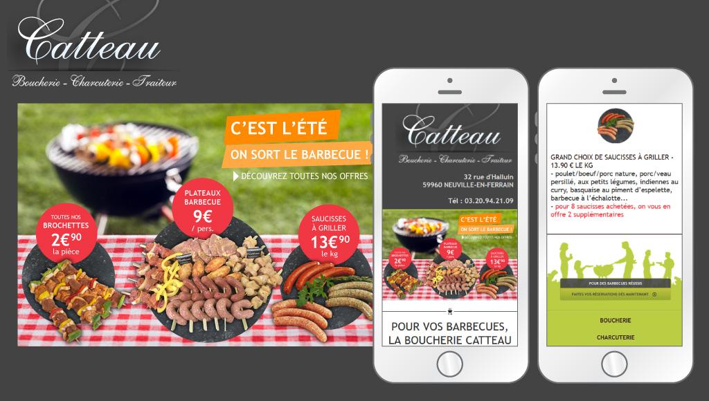 Visuel newsletter Equip'pro - Thème : le barbecue