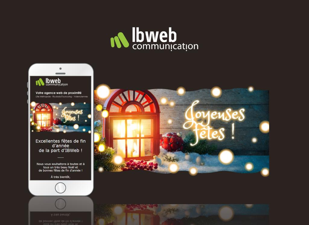 Aperçu de la newsletter d'IBWeb sur le thème des fêtes de fin d'année - Décembre 2018 (Sources photos : 123RF)